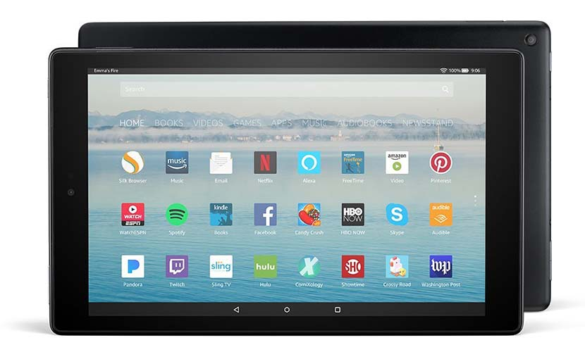 All-New Fire HD 10 Tablet with Alexa Hands-Free Review