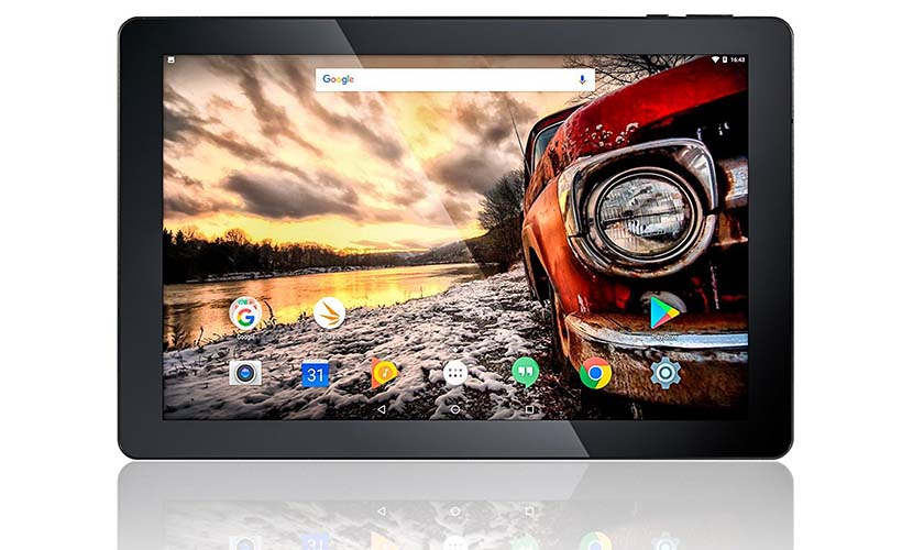 Fusion5 Android 7 0 Nougat 10 1-inch Tablet Review - My Tablet Guide