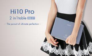 CHUWI Hi10 Pro 2-in-1 Tablet