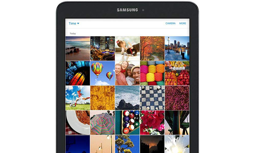 Camera Samsung Galaxy Tab E