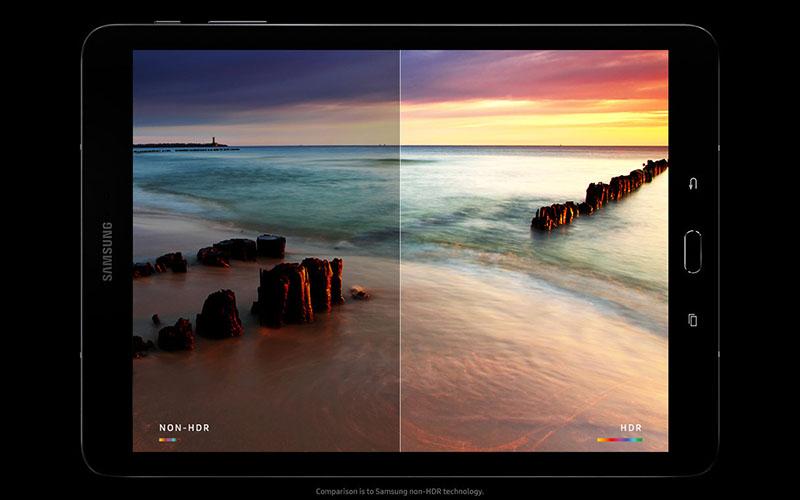 Camera Samsung Galaxy Tab S3