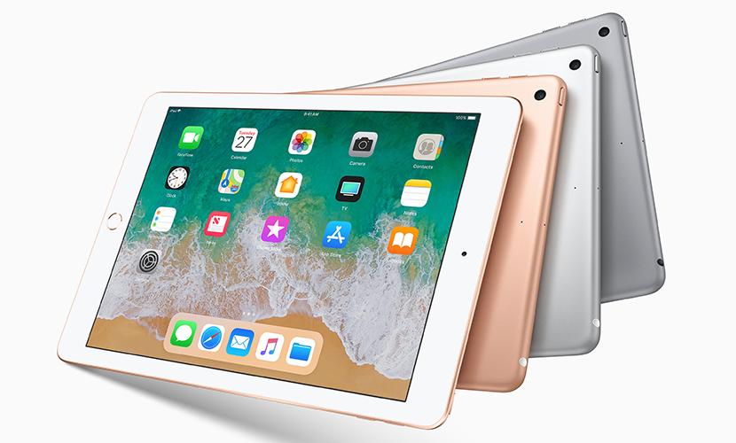 Colors New Apple iPad