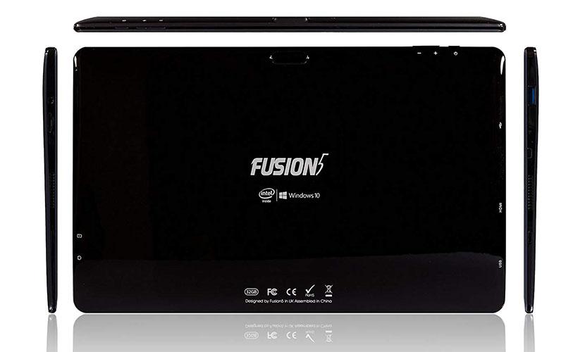 Design Fusion5 Windows 10 Tablet