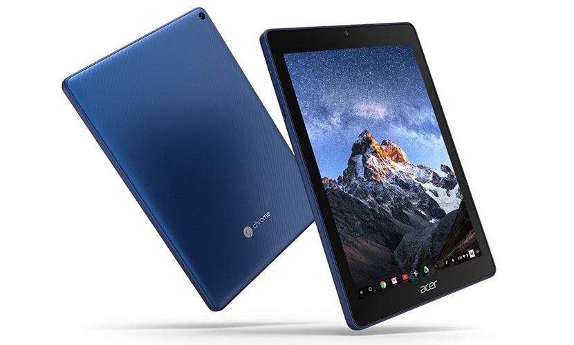 Design New Acer Chromebook Tab 10