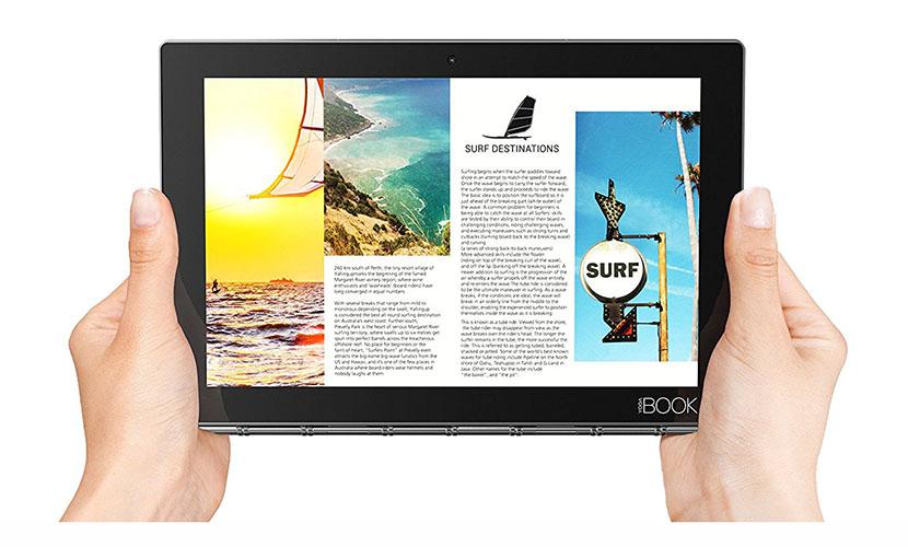 Display Lenovo Yoga Book