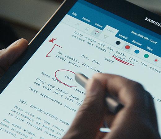 Efficiency Samsung Galaxy Tab S3