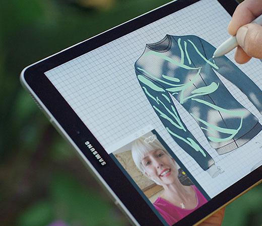 Galaxy Tab S3 by Samsung