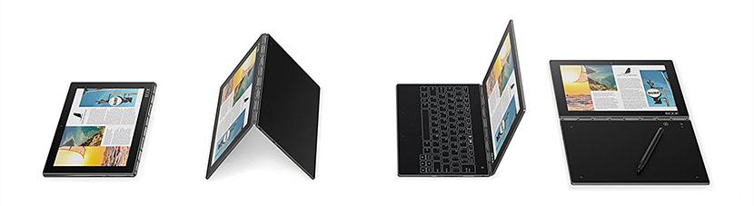 Lenovo Yoga Book 2-in-1 Tablet