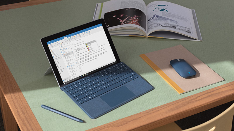New Microsoft Surface Go