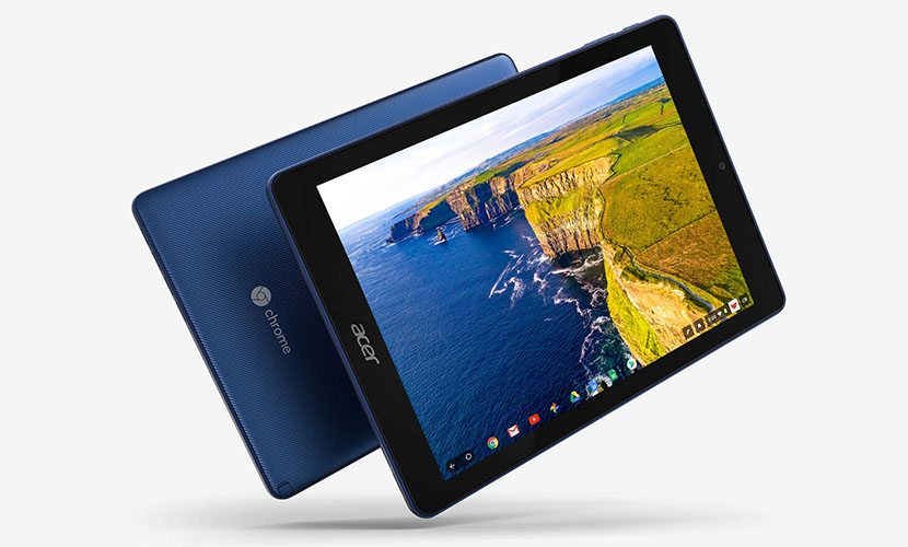 Overview New Acer Chromebook Tab 10