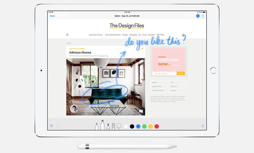 Pencil New Apple iPad