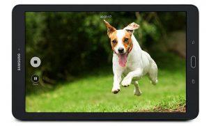 Samsung Galaxy Tab E SM-T560NZKUXAR