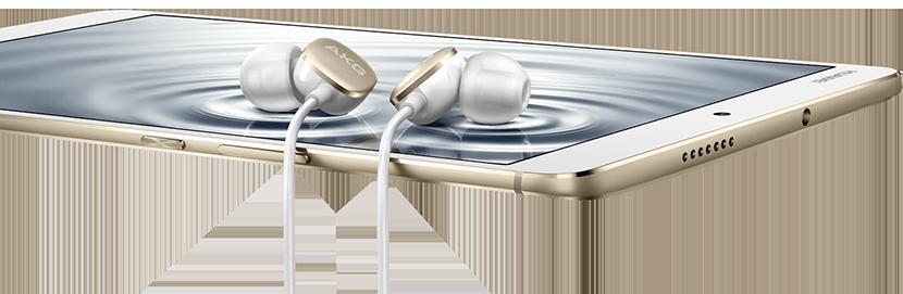 Audio HUAWEI MediaPad M3