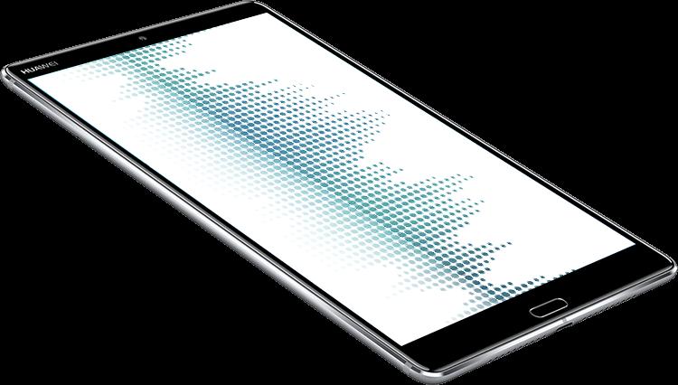 Audio HUAWEI MediaPad M5 8-inch Tablet