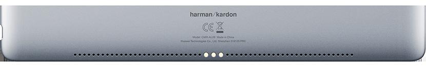 Bottom Speaker HUAWEI MediaPad M5 10.8-inch Tablet