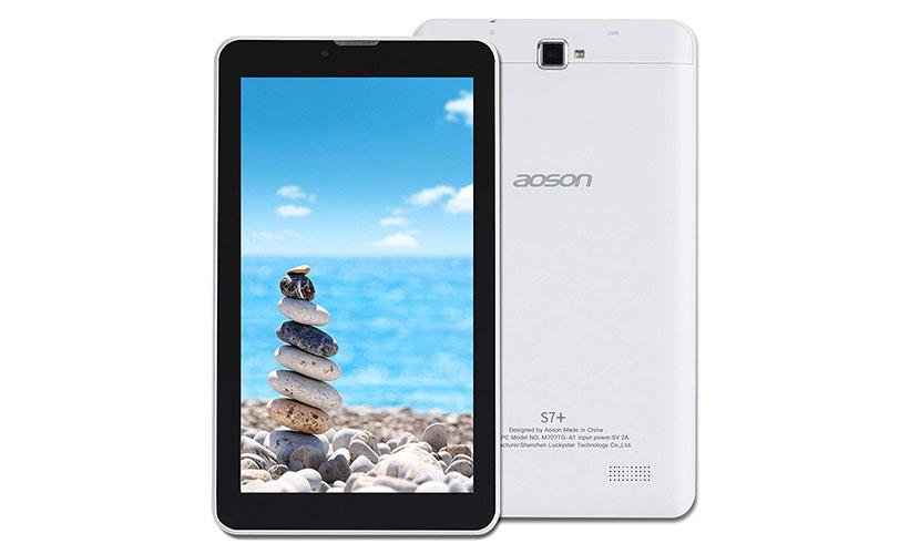 Design AOSON S7+ 7 Inch 3G Phablet
