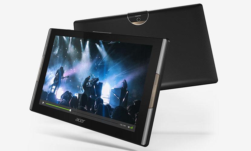 Design Acer Iconia Tab 10