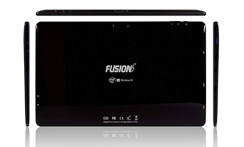 Fusion5 T60 11 6-inch Windows 10 Tablet PC Review - My