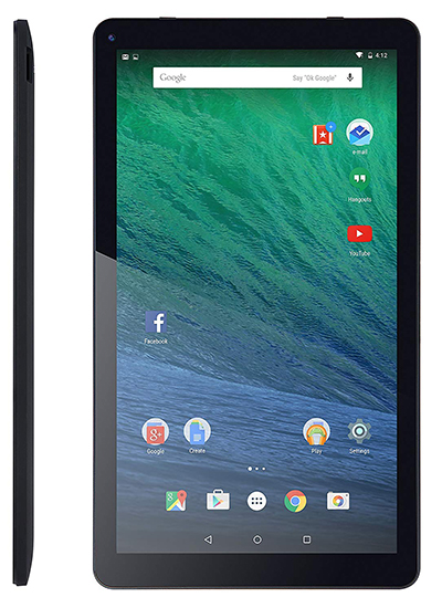 Design NeuTab K1S 10-inch Android Tablet