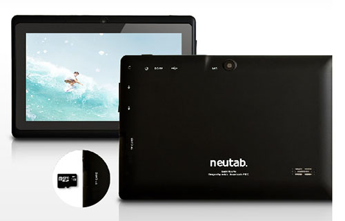 Design NeuTab N7s Pro 7-inch Tablet