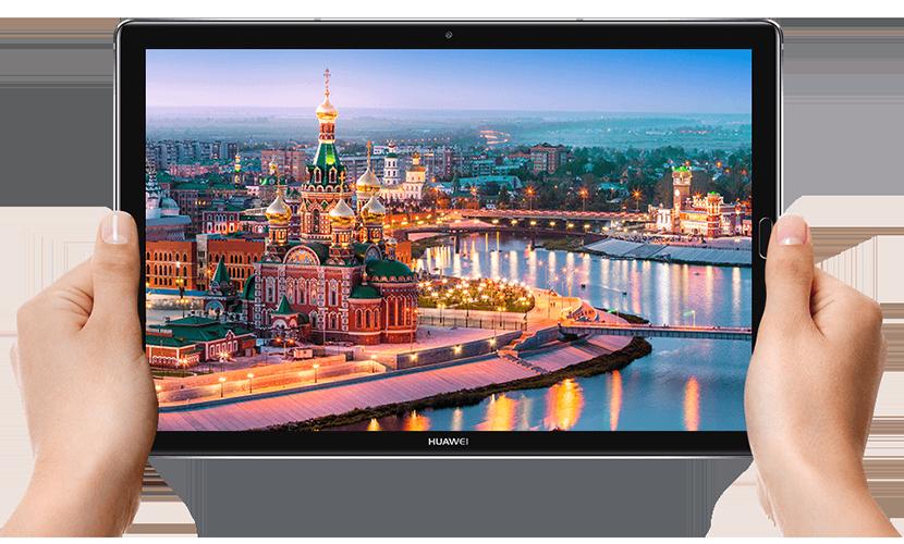 Display HUAWEI MediaPad M5 10.8-inch Tablet