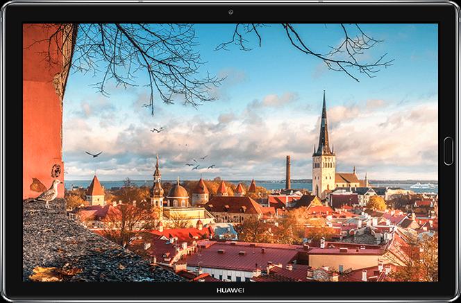Display Huawei MediaPad M5 Pro