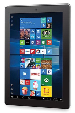Display RCA Cambio Windows 10 Tablet