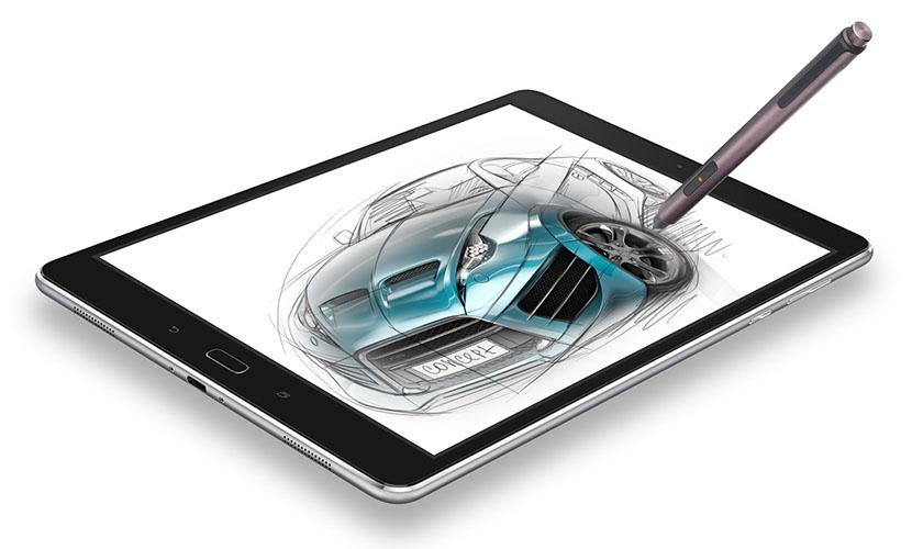 Drawing Asus ZenPad 3S 10