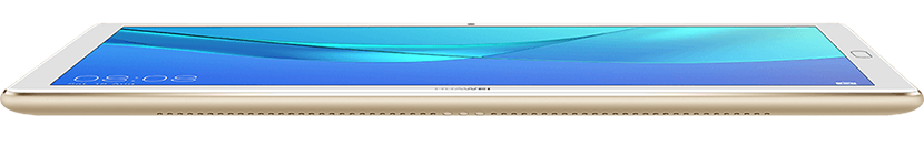 Front Design HUAWEI MediaPad M5 10.8-inch Tablet