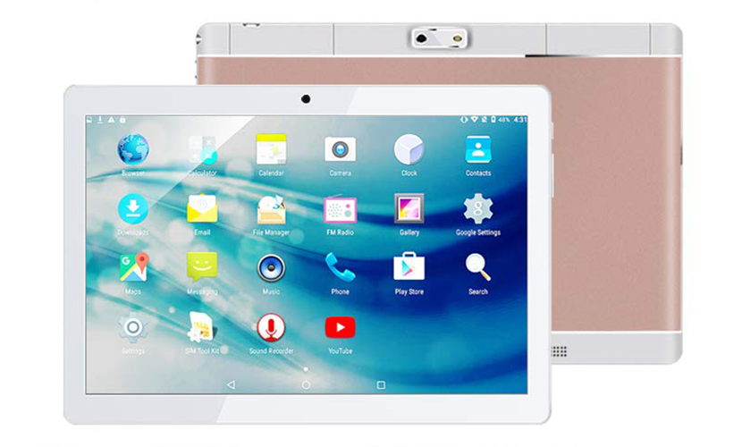 Kivors 10.1-inch 3G Touch Tablet