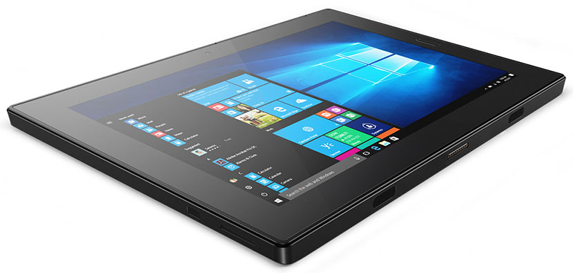 Lenovo Tablet 10 Launch