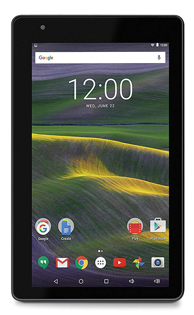Rca Mercury Ii 7 Inch Tablet Review My Tablet Guide