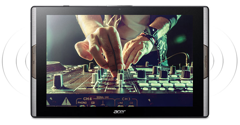 Sound Acer Iconia Tab 10