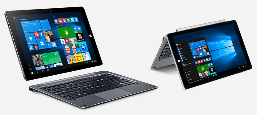 2-in-1 Mode CHUWI HiBook Pro