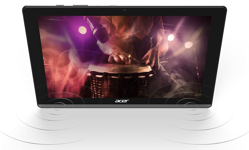Audio Acer Iconia One 10