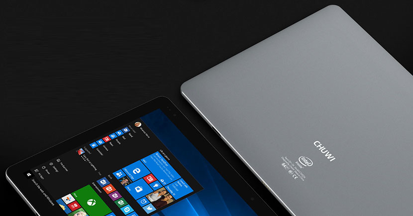 Design CHUWI HiBook Pro
