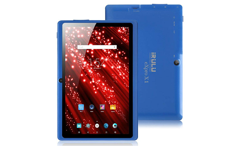 Design iRULU eXpro X1 7-inch Tablet