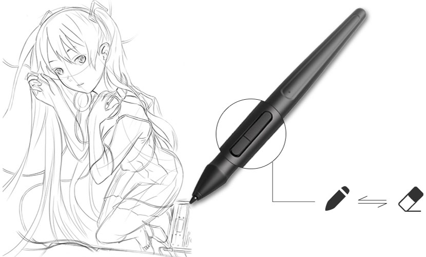 Digital Pen - GAOMON PD1560