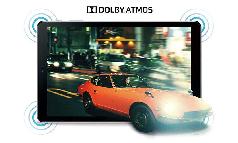 """Dolby Atmos Samsung Galaxy Tab A 10.5"""""""