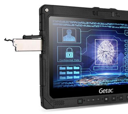 Getac K120 Security