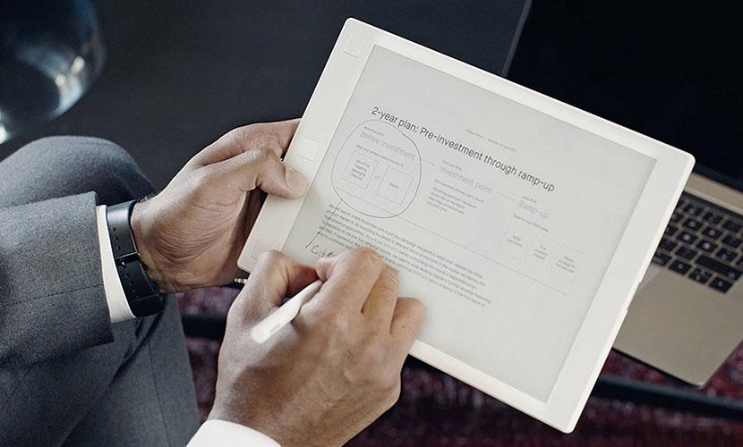 Pen reMarkable paper tablet