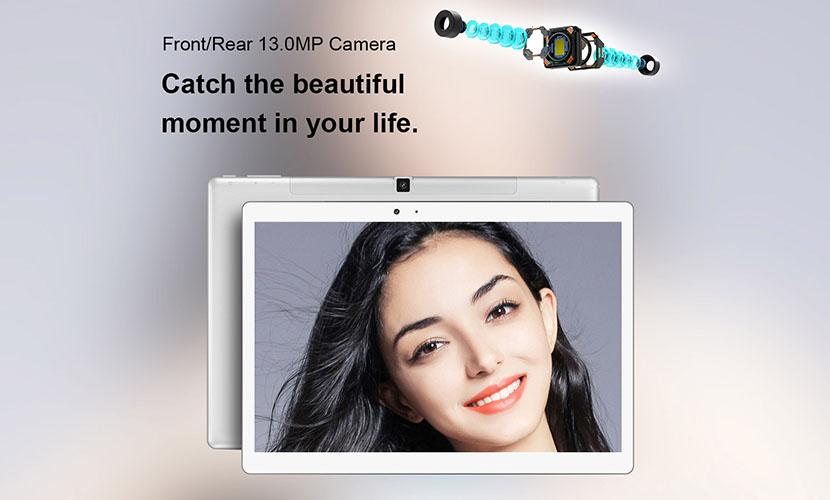 Teclast T20 Comes With 13MP Camera