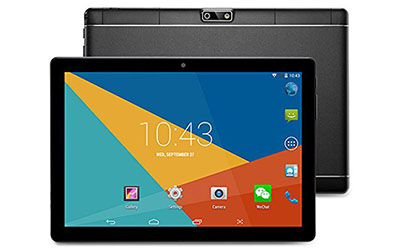 Wecool 10-inch 3G Unlocked Tablet