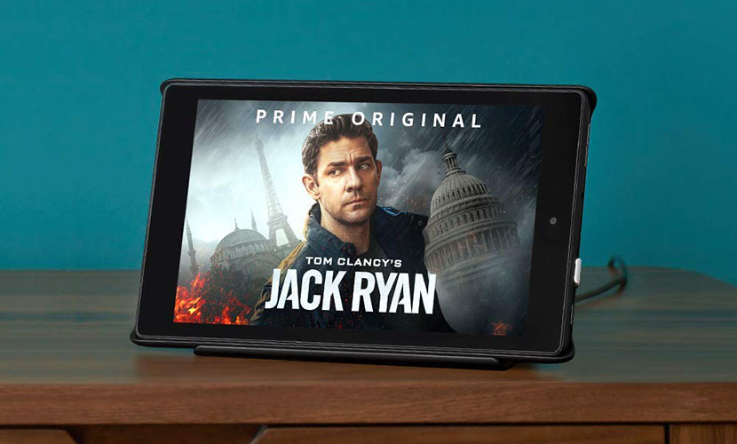 All New Amazon Fire HD 8 2018