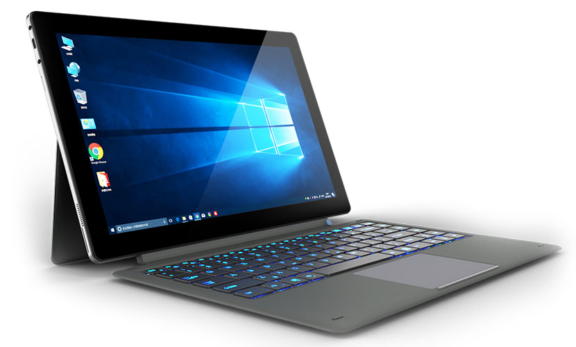 Alldocube KNote X With Backlit KeyBoard