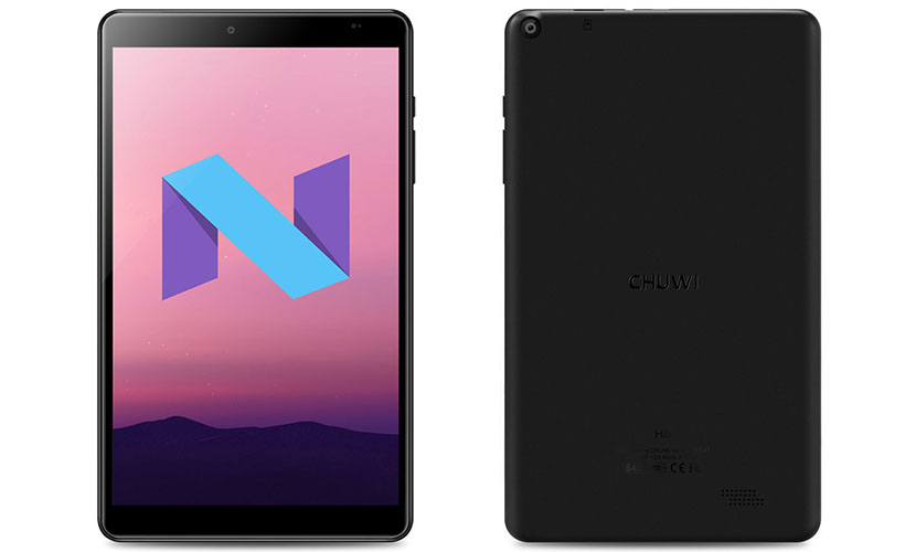 CHUWI Hi9 Comes With Android Nougat