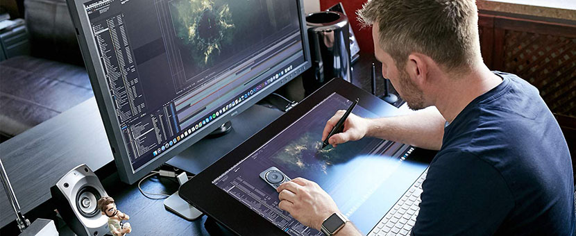 Connect Wacom Cintiq Pro 24 With PC and Mac