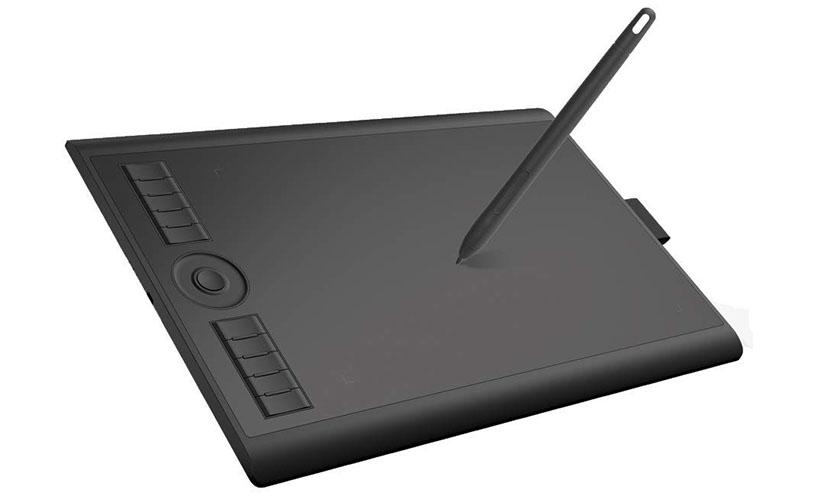 Design of GAOMON M10K Drawing Pen Tablet