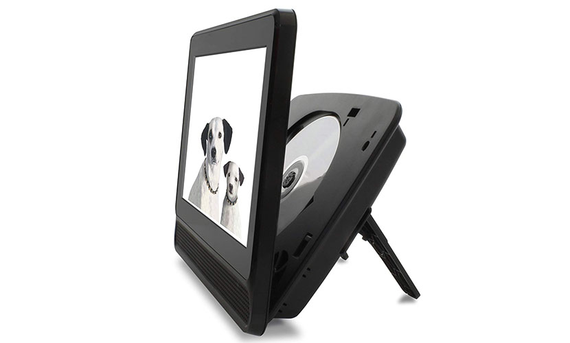Design of RCA Tablet DVD Combo