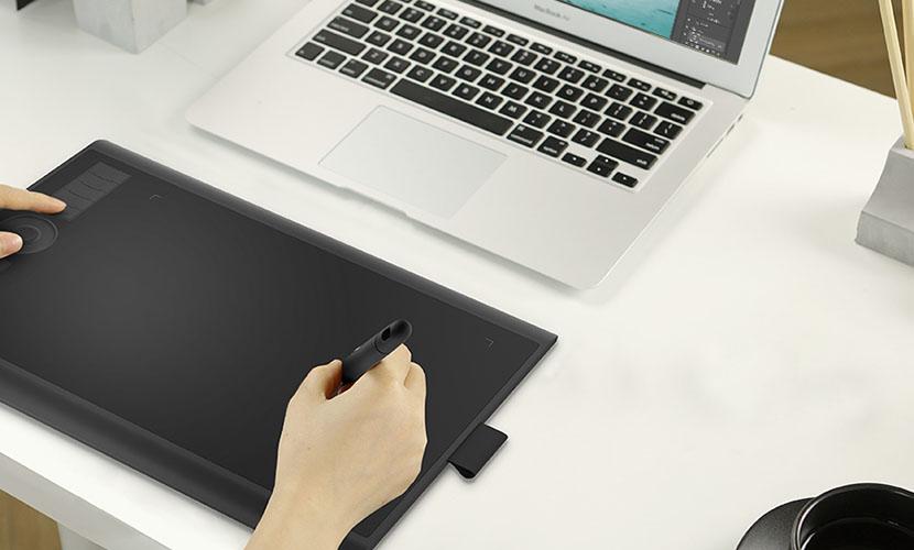GAOMON M10K Drawing Tablet